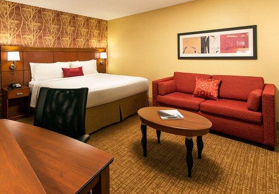 Larkspur, CA: King Guest Room
