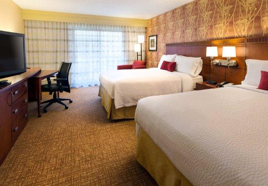 Larkspur, CA: Queen/Queen Guest Room