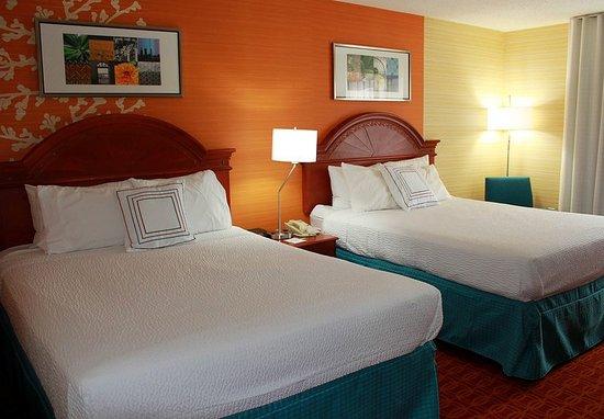 Farmington Hills, Μίσιγκαν: Queen/Queen Guest Room