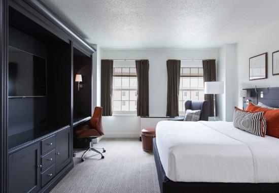 Hyattsville, Maryland: King Guest Room