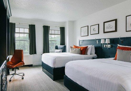 Hyattsville, Maryland: Queen/Queen Guest Room