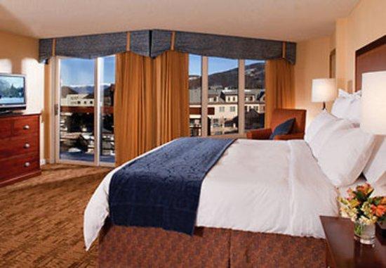 Marriott's Mountain Valley Lodge at Breckenridge: Villa Bedroom
