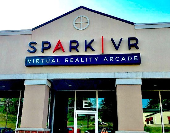 Spark VR is located in Vernon, CT