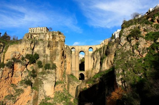 Ronda and Tajo Gorge Tour from the...