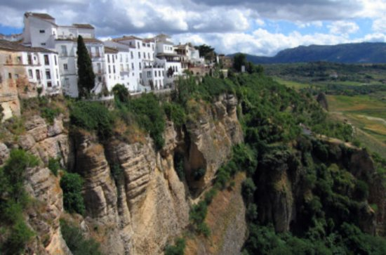 Ronda and El Tajo Gorge Tour with...