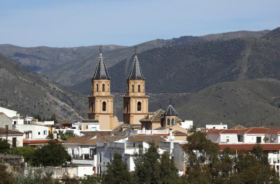 Las Alpujarras Tour from Granada