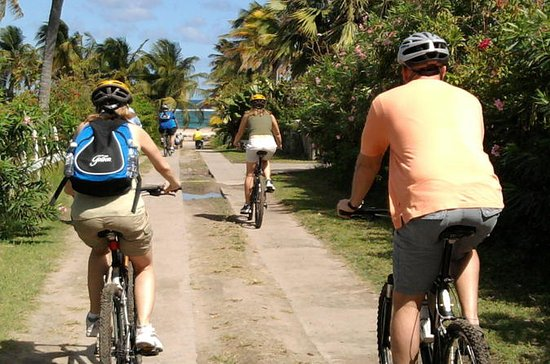 History and Heritage Bike Tour