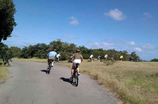 Discovery Bike Tour durch Nevis