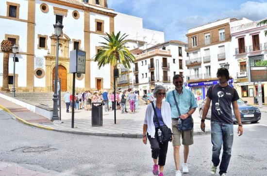 Ronda and White Villages Tour from...