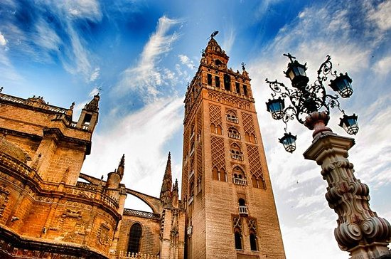 Seville Sightseeing Tour with ...