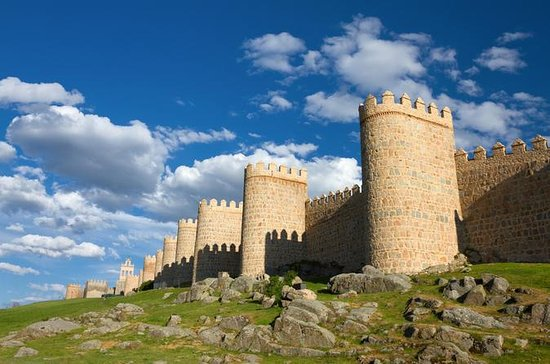Avila and Segovia Tour from Madrid with...