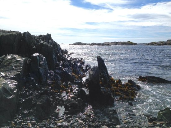 Isle aux Morts, Canada: Bad weather, shoals and rocks spelled shipwrecks