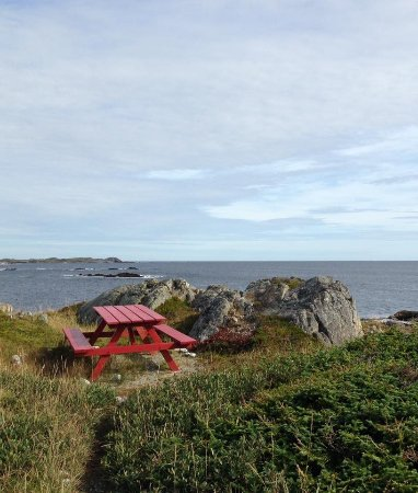 Isle aux Morts, Canada: Sit a spell