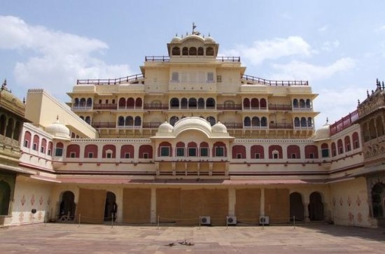 Private Day-Trip to Jaipur from New...
