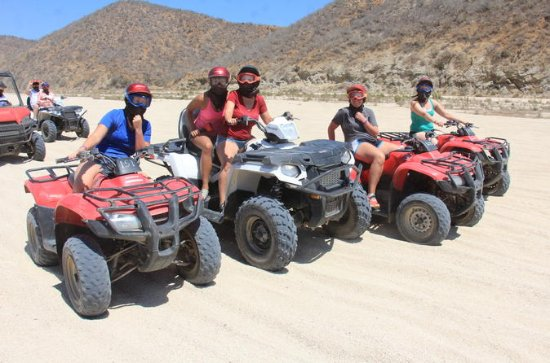 Los Cabos ATV Tour Simple Rider