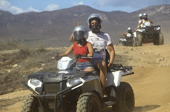 Los Cabos ATV Tour Doble Rider