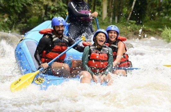 Wildwasser-Rafting und Schlauch Combo...