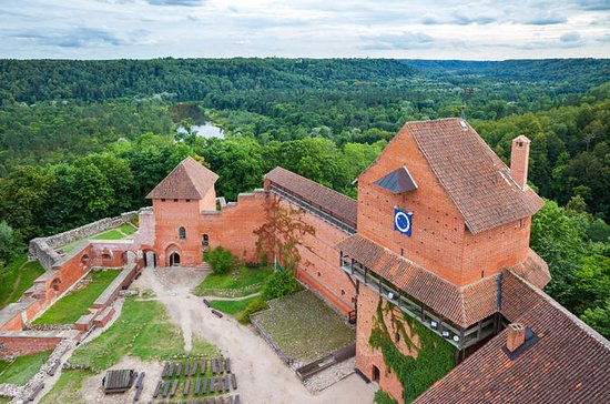 Mini Baltic Tour: Riga - Sigulda ...