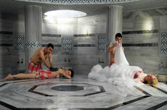 Turkish Bath - Hamam Experience in Kusadasi
