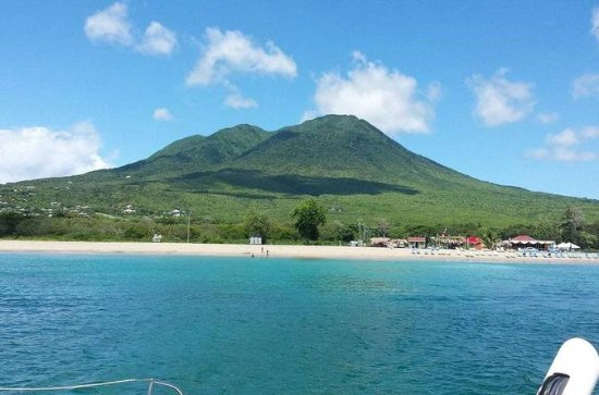 St Kitts Shore Excursion: Nevis Beach...