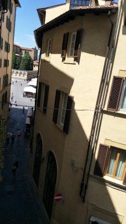 Hotel Ferretti: backlane