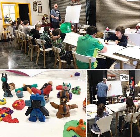 Yass, Australia: School holiday workshops.