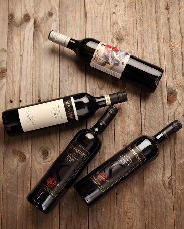 Serafino McLaren Vale Restaurant: Serafino Wines