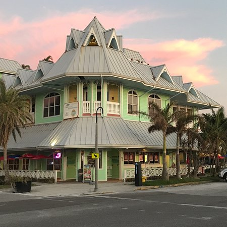 The Hurricane Seafood Restaurant Neat Historic Building