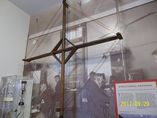 North Chatham, Μασαχουσέτη: Marconi_Museum_Directional_Antenna