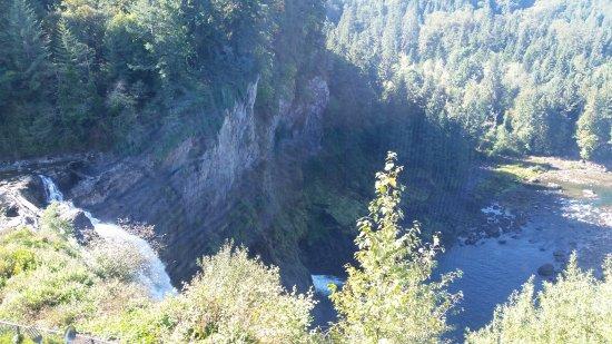 The Attic at Salish Lodge & Spa: The Falls