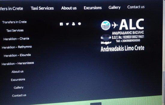 Andreadakis Limo Crete