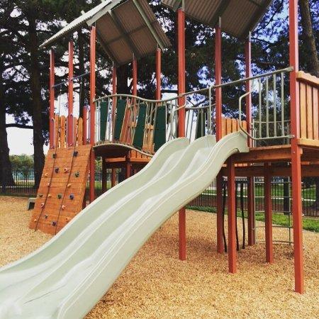 Frankston, Australië: Overport Park