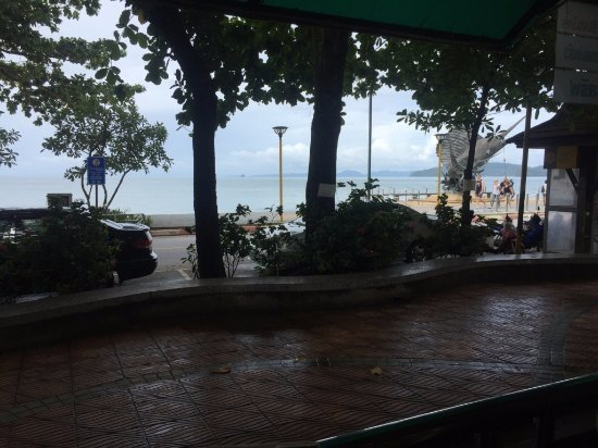 Ao Nang Cuisine: View from Ao Nang