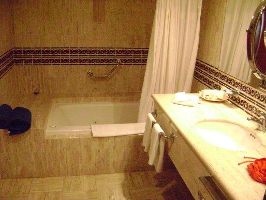 Grand Bahia Principe Coba : bagno