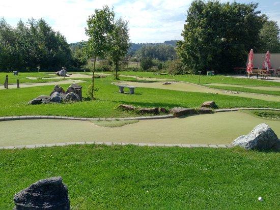Abenberg, Germania: Minigolf