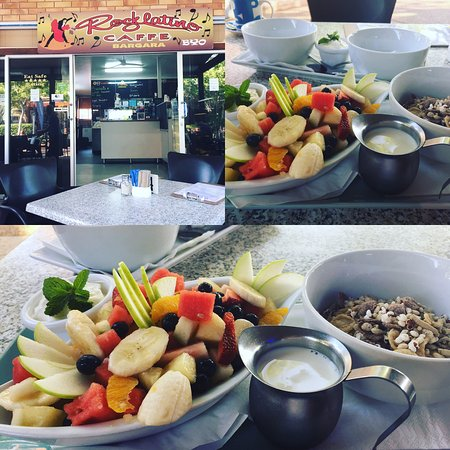 Bargara, ออสเตรเลีย: delicious food great service with ocean views