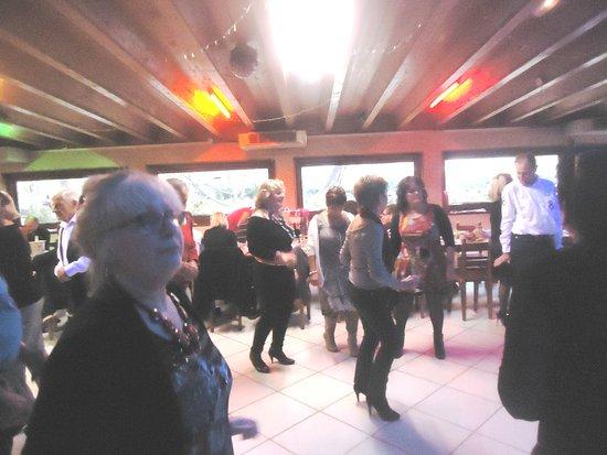 Drome, Γαλλία: Excellent pour ceux qui veulent danser sans prise de tête