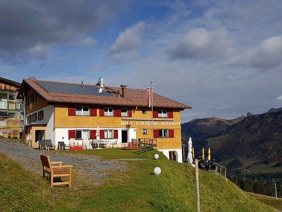 Hotel Alpenstern Bewertungen Fotos Preisvergleich Damuls