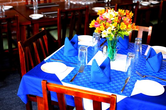 Royal Hills Nuwara Eliya: Restaurant