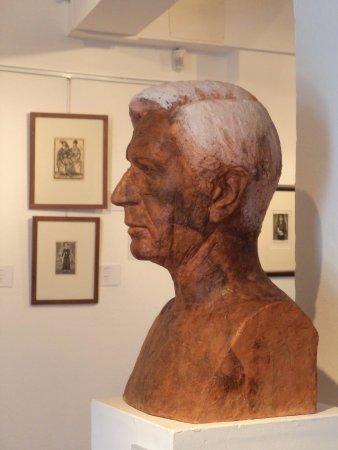 Municipal art gallery of prints