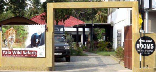Tissamaharama, Sri Lanka: Our Office Space