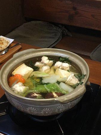 Asahi, Japón: ふぐ鍋 最後におじや