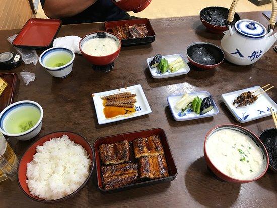 Saito, Giappone: 定食2人前