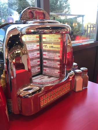 Ed's Easy Diner - South Mimms