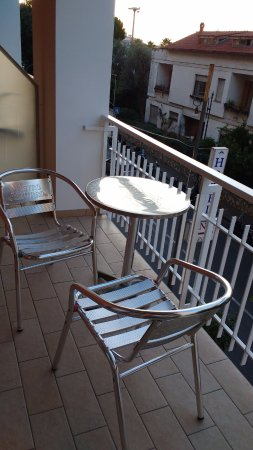 Hotel Linda: balcony