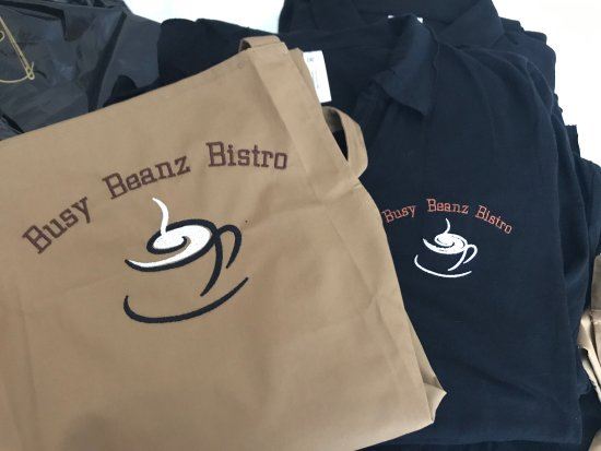 Halstead, UK: Buzy Beanz Bistro