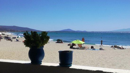 Mikri Vigla, Greece: dal tavolo