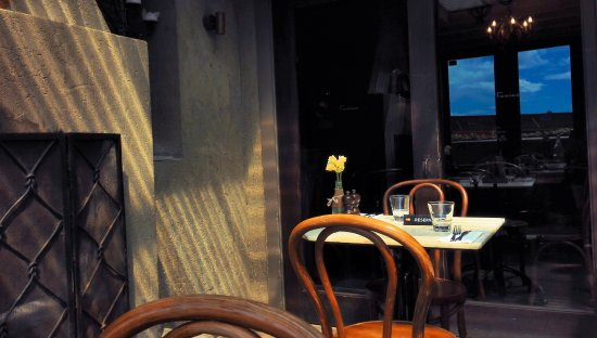 Cafe Fenice: cosy feeling in the afternoon