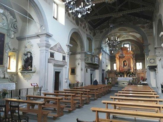 Castiglione Dei Pepoli, Italien: L'interno
