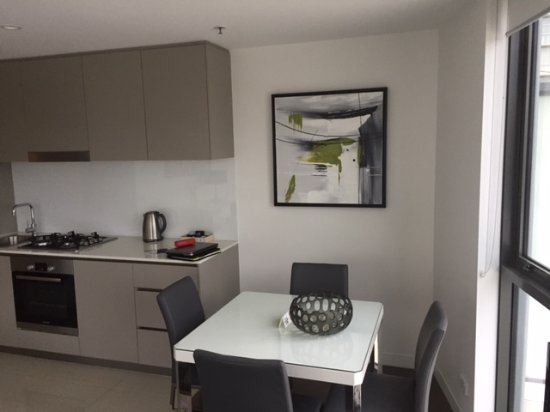 Great Apartment - average service